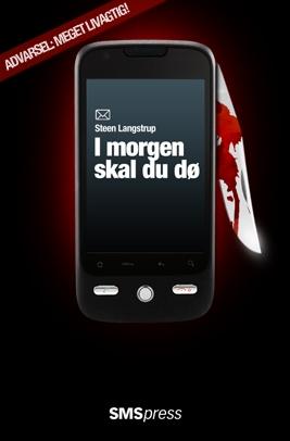 Få en uhyggelig sms-novelle direkte på mobilen.