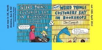 En kunde kom ind i en boghandler og spurgte, om der fandtes en bog, der kunne forudse vejret - et år frem!