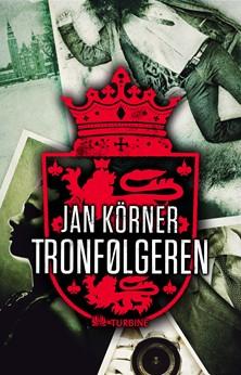 I dag udkommer Tronfølgeren af Jan Körner.