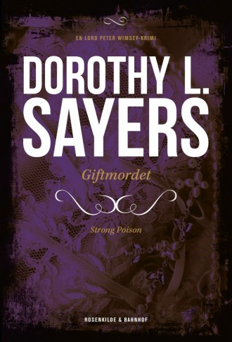 Giftmordet er den femte bog i serien om gentlemandetektiven Peter Wimsey, og Katrine Engberg er vild med plottet i bogen.