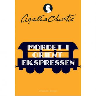 Flere af Agatha Christies bøger er kommet i nye udgaver, også Mordet i Orientekspressen.
