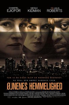 Øjnenes hemmelighed har premiere 31. marts, og du kan vinde billetter til filmen. Foto: PR