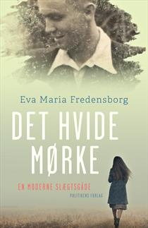 Du kan møde Eva Maria Fredensborg på Krimimessen i Horsens, hvor hun fortæller om Det hvide mørke.