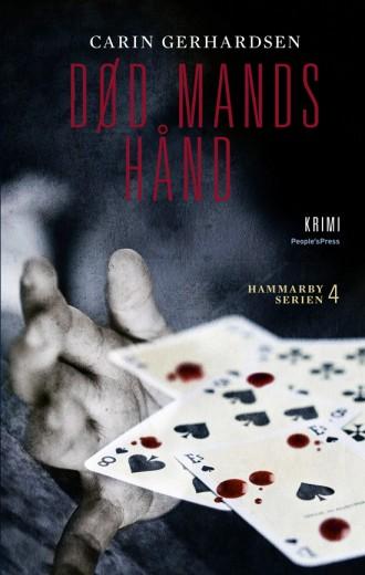 "Carin Gerhardsen ""Død mands hånd"""