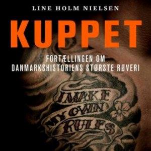 Den digitale fortælling, Kuppet af Line Holm Nielsen, er fornylig udkommet i revideret udgave som bog.