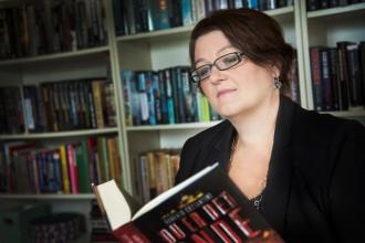 Rebekka Andreasen står bag bloggen. Foto: Jane Gisselmann