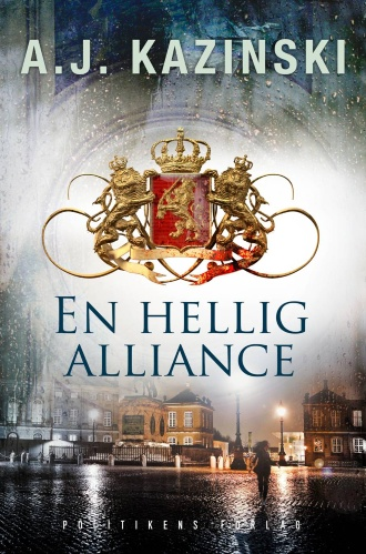 Tjuhej hvor det går over stok og Amalienborgs slotsplads.