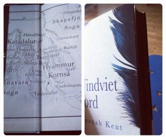 Uindviet Jord Af Hannah Kent er udgivet af Forlaget Hetland. Bogen er den unge australske forfatters debutroman.