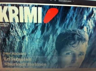Informations krimitillæg kan nu læses online. Der er masser af krimiguf i magasinet.