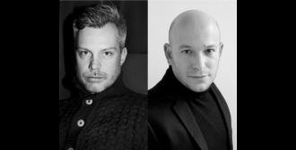 Kommer du ikke til Horsens i forbindelse med krimimessen i næste weekend, er her en oplagt chance for at høre Joakim Zander (tv) og Dror Mishani, når du fredag gæster København.