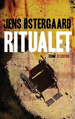 Ritualet af Jens Østergaard er en krimi, der tidsmæssigt ikke strækker sig over meget mere end et døgns tid. Det er forfriskende.