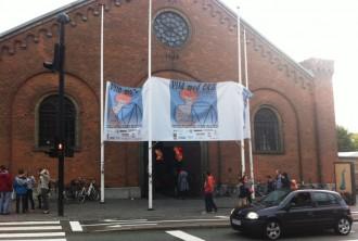 Ridehuset i Aarhus lagde rum til Vild med Ord.