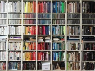 Er din bogreol proppet? Så download gratis to e-bøger. De fylder ikke i reolen.