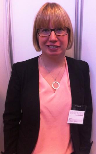 Svenske Kristina Ohlsson har altid været fascineret af Mellemøsten og har boet i bl.a. Bagdad og Jerusalem.