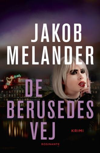 Titlen på Jakob Melanders tredje krimi, De berusedes vej, stammer fra en sætning i et Søren Ulrik Thomsen-digt, som Lars Hug har sat musik til.