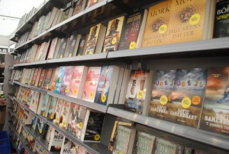 Mon ikke der er en bog, der falder i din smag? Foto: Ellen Marie Andreasen