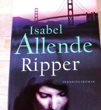 Den chilensk-amerikanske forfatter Isabel Allende skriver om en teenagedetektiv i sin første spændingsroman Ripper, der udkom sidst i maj.