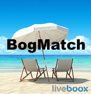 Snup Liveboox BogMatch-test og få anbefalet to bøger.