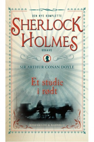 Glemt alt om Benedict Cumberbatc, Robert Downey Jr og Jeremy Brett. Og mød den allerførste Sherlock Holmes i Et studie i rødt.