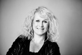 Jeg interviewer Lotte Petri søndag den 8. november klokken 13. Foto: Hanne Fuglbjerg
