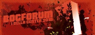 Vind en dagsbillet til BogForum 2015.