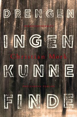 Christian Mørk debuterede som forfatter i 2006 med De ti herskere. Drengen ingen kunne finde er hans niende roman.