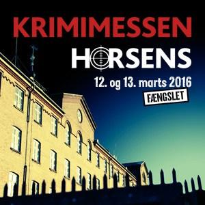 I år kan du møde forfattere som Lars Kepler og Karin Slaughter på årets store bogfest i Horsens, der hylder krimigenren.