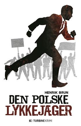 Henrik Brun, forfatter til Den polske lykkejæger, er vild med at være på Krimimesse i Horsens. - Jeg har lige hørt et interessant interview med den svenske forfatter Sofie Sarenbrant. Selvom viskri Sofia